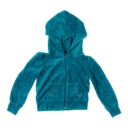 Juicy Couture Hoodie in size 4/4T at up to 95% Off - Swap.com