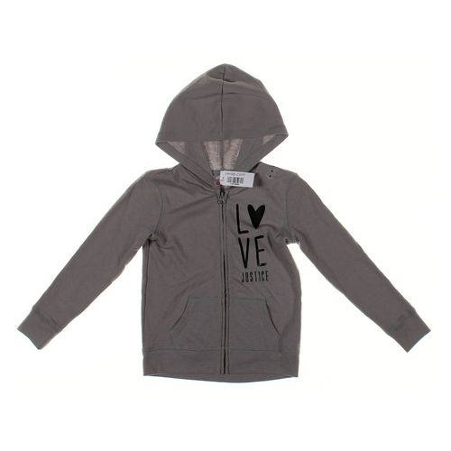 Justice Hoodie in size 6 at up to 95% Off - Swap.com