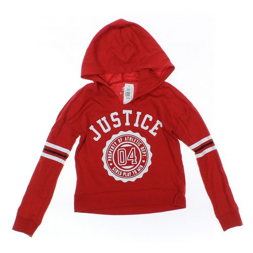 Justice Hoodie in size 8 at up to 95% Off - Swap.com