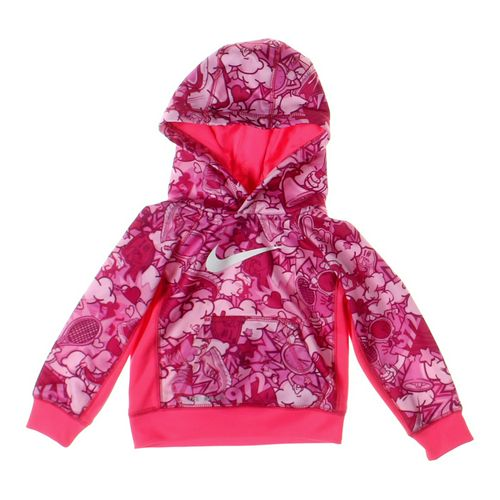 NIKE Hoodie in size 2/2T at up to 95% Off - Swap.com