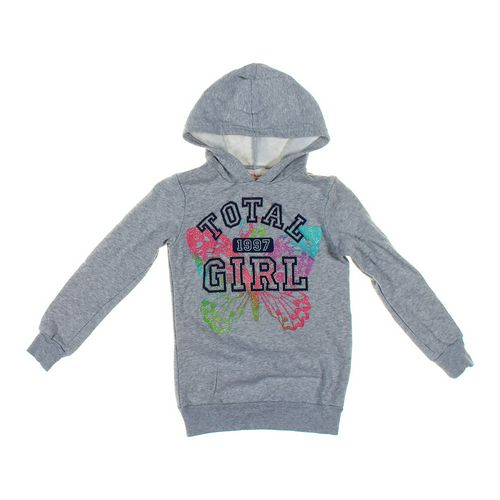 Total Girl Hoodie in size 7 at up to 95% Off - Swap.com