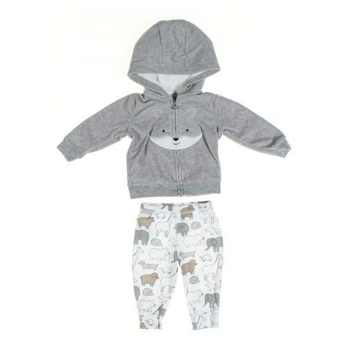 Just One You Hoodie & Pants Set in size 6 mo at up to 95% Off - Swap.com