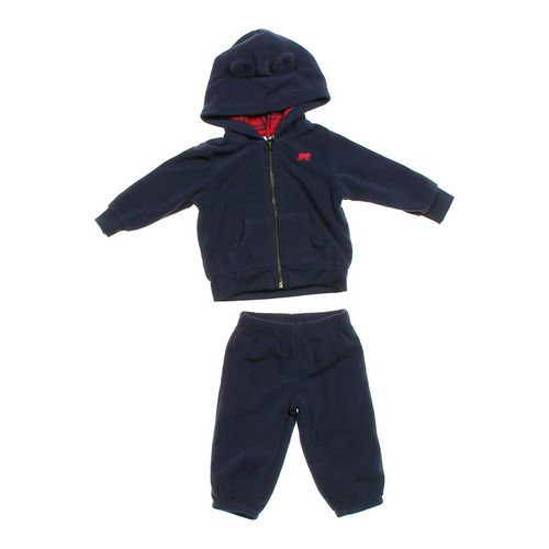Carter's Hoodie & Sweatpants Set in size 6 mo at up to 95% Off - Swap.com