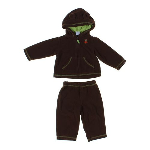 Carter's Hoodie & Sweatpants Set in size 9 mo at up to 95% Off - Swap.com