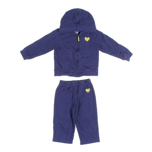 Carter's Hoodie & Sweatpants Set in size 18 mo at up to 95% Off - Swap.com