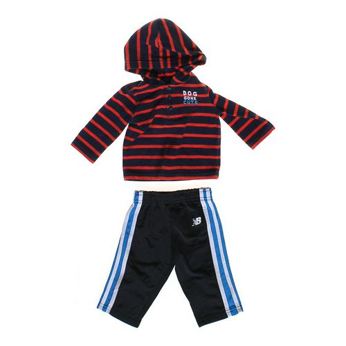 Just One You Hoodie & Sweatpants Set in size 6 mo at up to 95% Off - Swap.com