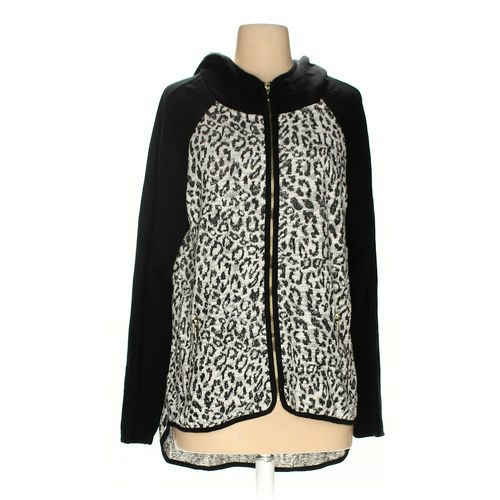 Zenergy by Chico's Hoodie in size 4 at up to 95% Off - Swap.com