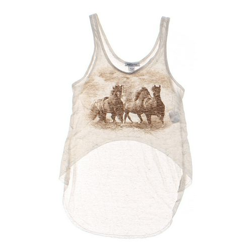 Body Central Horse Hi-Low Tank Top in size S at up to 95% Off - Swap.com