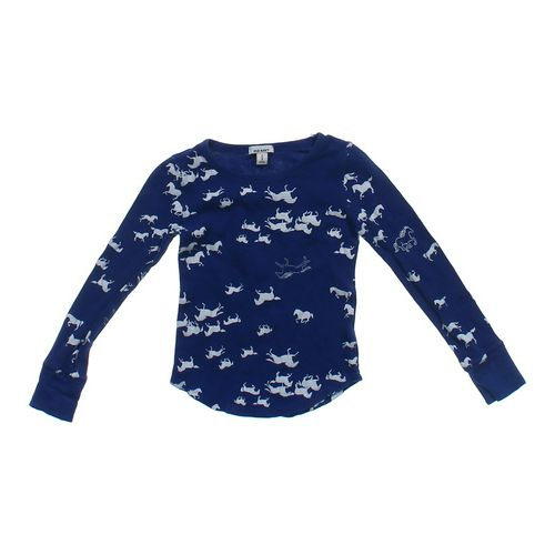 Old Navy Horse Patterned Shirt in size 8 at up to 95% Off - Swap.com