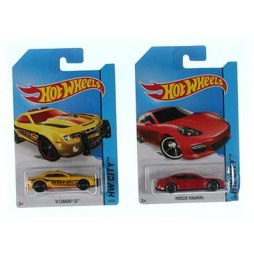 Hot Wheel Cars Set of 2 for Sale on Swap.com