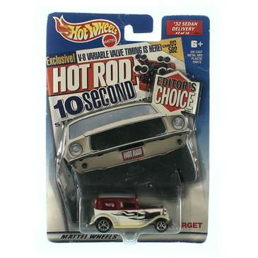 Hot Wheels '32 Sedan Delivery Die-Cast Car for Sale on Swap.com