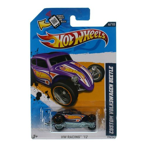 Hot Wheels Hot Wheels - '69 Camaro (Blue Convertible) - Muscle Mania GM '12 - 8/10 ~ 108/247 [Scale 1:64] at up to 95% Off - Swap.com
