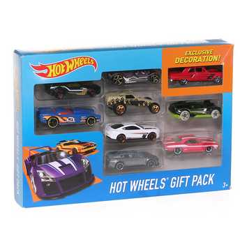 Hot Wheels Exclusive Decoration Gift Pack, 9-Piece [n.a.] for Sale on Swap.com