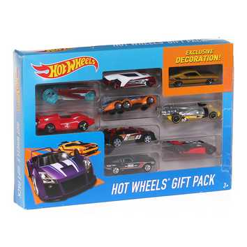 Hot Wheels Exclusive Decoration Gift Pack for Sale on Swap.com