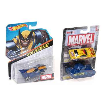 Hot Wheels, Marvel Character, Wolverine for Sale on Swap.com