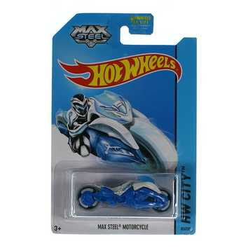 Hot Wheels Max Steel Motorcycle for Sale on Swap.com