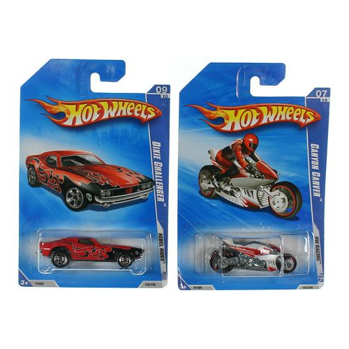 Hot Wheels Hot Wheels Set of 2 at up to 95% Off - Swap.com