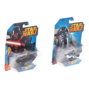 Hot Wheels Star Wars Character Car Set for Sale on Swap.com