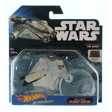 Hot Wheels Star Wars Rogue One Starship Vehicle, Ghost (Rebels) for Sale on Swap.com