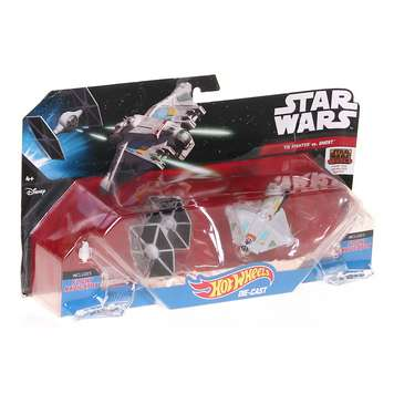Hot Wheels Star Wars Starship Ghost vs. Tie Fighter for Sale on Swap.com
