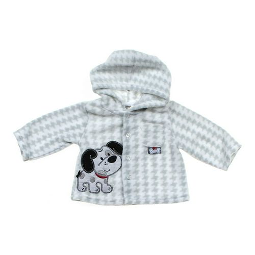 Baby Rebels Houndstooth Hooded Fleece in size 3 mo at up to 95% Off - Swap.com