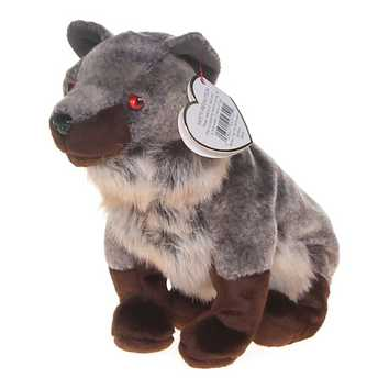 Howl the Wolf Beanie Baby for Sale on Swap.com