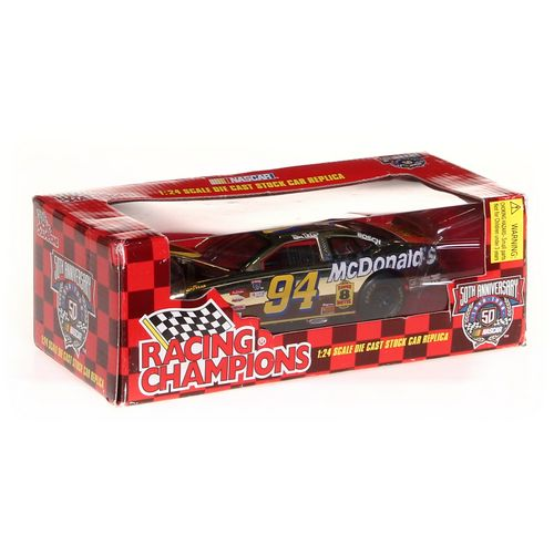Racing Champions Hut Strricklin, Racing Champions, Nascar 50th Anniversary, No. 8 Circuit City Chevrolet Monte Carlo - 1:24 Scale Die Cast Replica Car at up to 95% Off - Swap.com