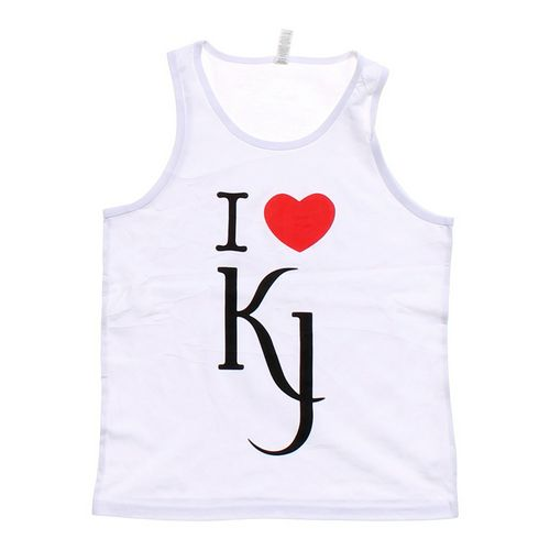 """Canvas """"I Love Kentucky"""" Tank Top in size 8 at up to 95% Off - Swap.com"""