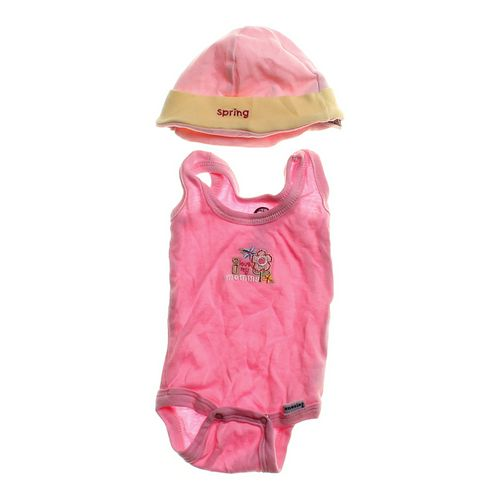 """Gerber """"I Love Mommy"""" Bodysuit in size NB at up to 95% Off - Swap.com"""