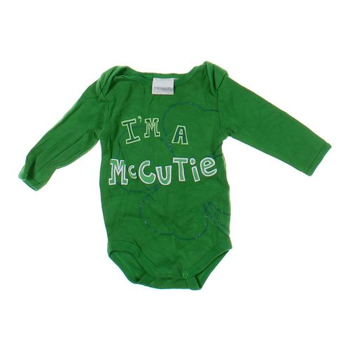 """Miniwear """"I'm A McCutie"""" Bodysuit in size 3 mo at up to 95% Off - Swap.com"""