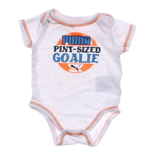 Puma Infant Bodysuit in size 3 mo at up to 95% Off - Swap.com