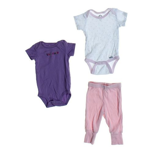 Carter's Infant Bodysuit & Pants Set in size 3 mo at up to 95% Off - Swap.com