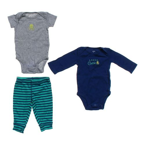 Carter's Infant Bodysuits & Pants Set in size 3 mo at up to 95% Off - Swap.com