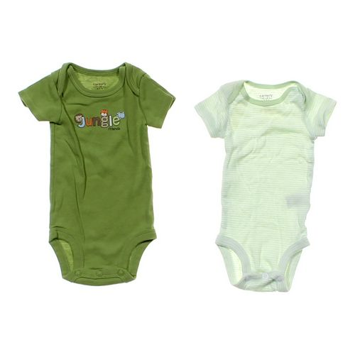 Carter's Infant Bodysuits Set in size NB at up to 95% Off - Swap.com