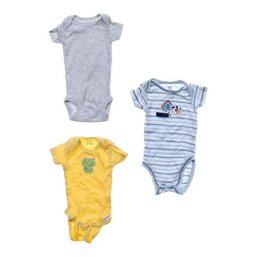 Precious Firsts Infant Bodysuits Set in size NB at up to 95% Off - Swap.com