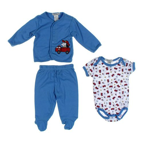 Teddy Boom Infant Clothing Set in size 3 mo at up to 95% Off - Swap.com