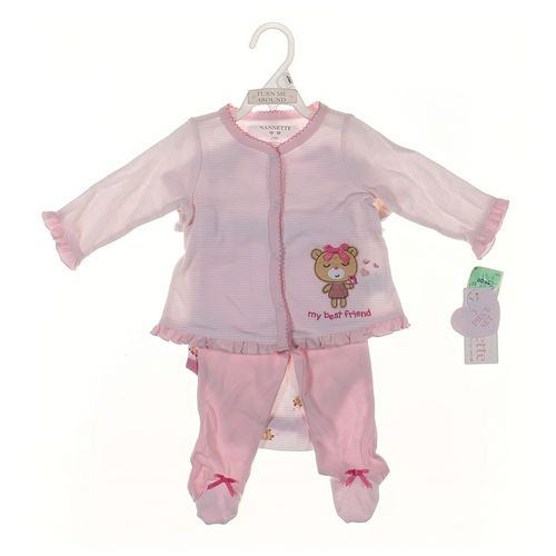 Nannette Infant Clothing Set in size 6 mo at up to 95% Off - Swap.com
