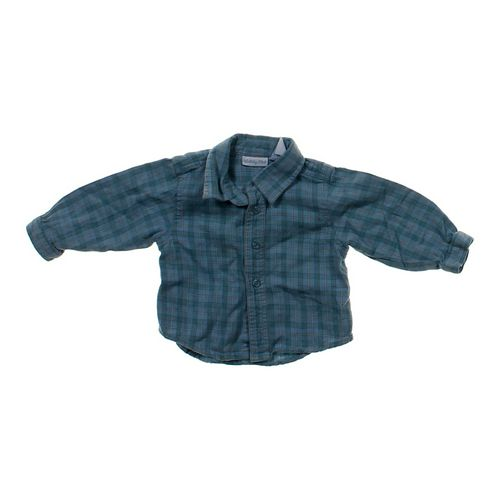 Lullaby Club Infant Plaid Shirt in size 9 mo at up to 95% Off - Swap.com