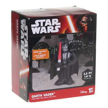 Inflatable Darth Vader Lawn Decoration for Sale on Swap.com