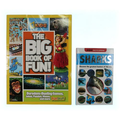 Informational Book Set at up to 95% Off - Swap.com