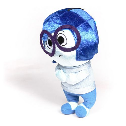 "Disney INsideOUT Disney Inside Out Sadness Plush Purse, 12"" L at up to 95% Off - Swap.com"