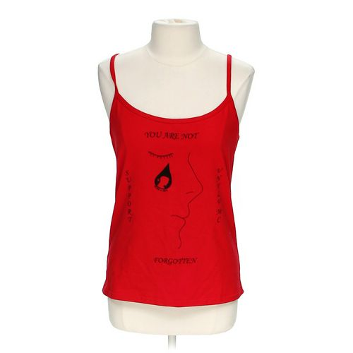 In Your Face Apparel Inspirational Tank Top in size XL at up to 95% Off - Swap.com