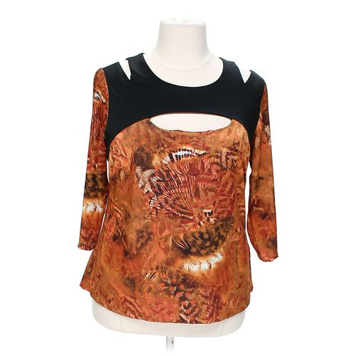 Jete Intricate Blouse in size 1X at up to 95% Off - Swap.com