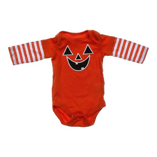 Jack-O-Lantern Mock Layer Bodysuit in size NB at up to 95% Off - Swap.com