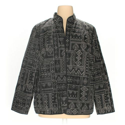 Alfred Dunner Jacket in size 18 at up to 95% Off - Swap.com