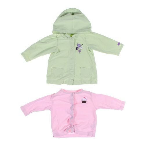 Carter's Jacket & Cardigan Set in size 6 mo at up to 95% Off - Swap.com