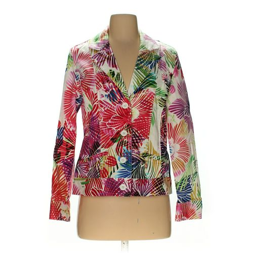 Chico's Jacket in size 4 at up to 95% Off - Swap.com