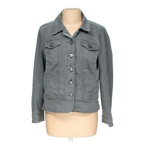 Christopher & Banks Jacket in size L at up to 95% Off - Swap.com
