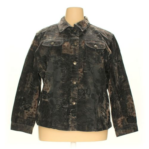 CJ Banks Jacket in size 2X at up to 95% Off - Swap.com