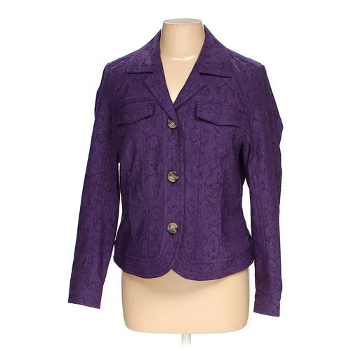 Coldwater Creek Jacket in size 8 at up to 95% Off - Swap.com